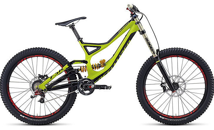 2014 Specialized Demo 8 Ii Bike Reviews Comparisons