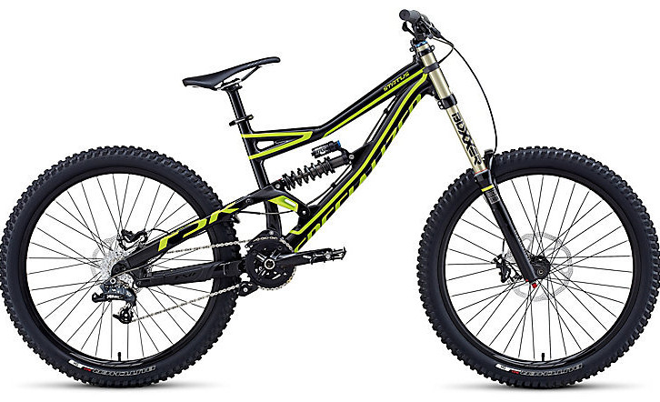 Bike - Specialized Status II