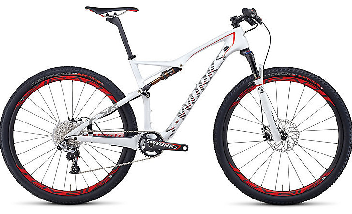 5c4e18982 Bike - Specialized S-Works Epic World Cup - black. Related: Specialized