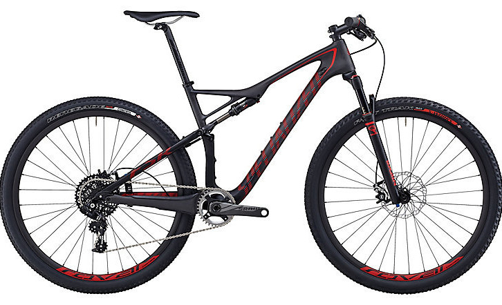 Bike - Specialized Epic Expert Carbon World Cup - carbon