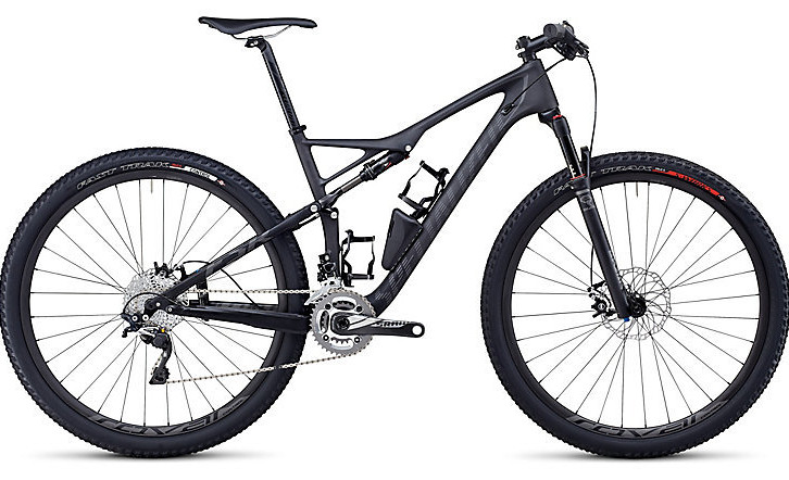 Bike - Specialized Epic Expert Carbon - CARBON