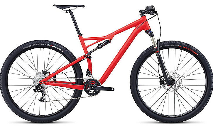 Bike - Specialized Epic Comp - red