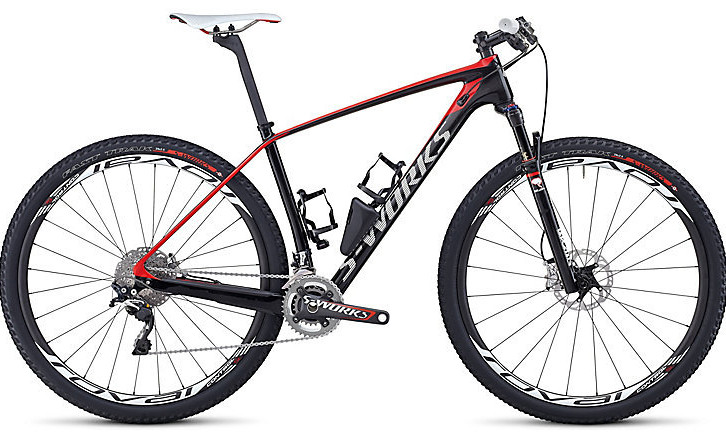2014 Specialized S-Works Stumpjumper HT Bike