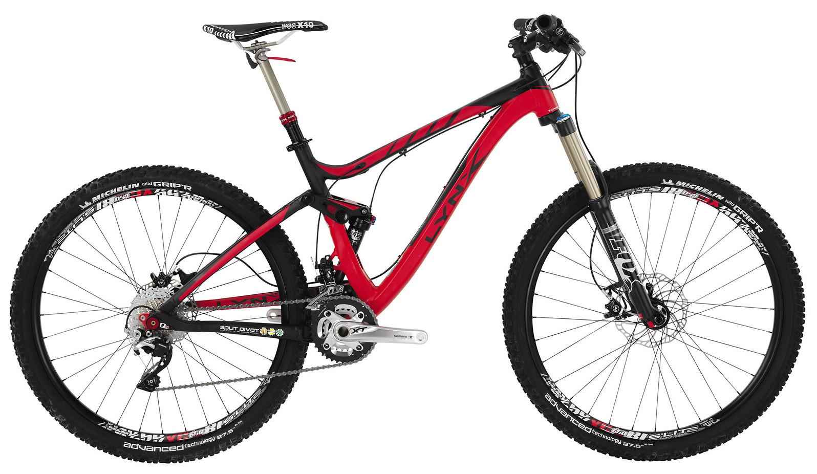 2014 BH Lynx 6 27.5er 8.7 Alu Bike