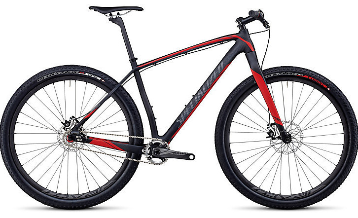 Bike - 2014 Specialized Stumpjumper Carbon HT Singlespeed