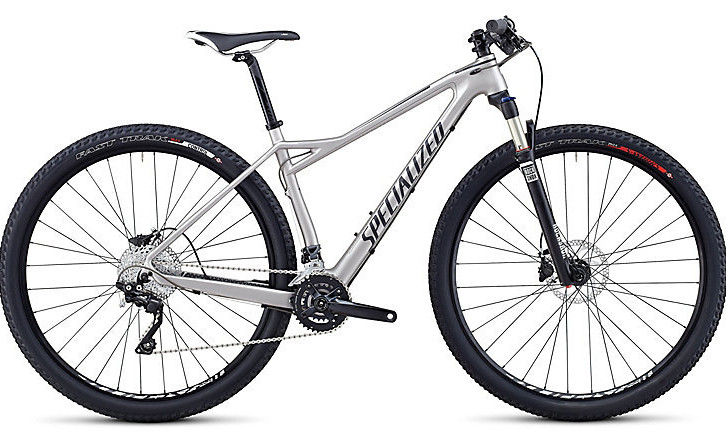 Bike - 2014 Specialized Fate Comp Carbon 29