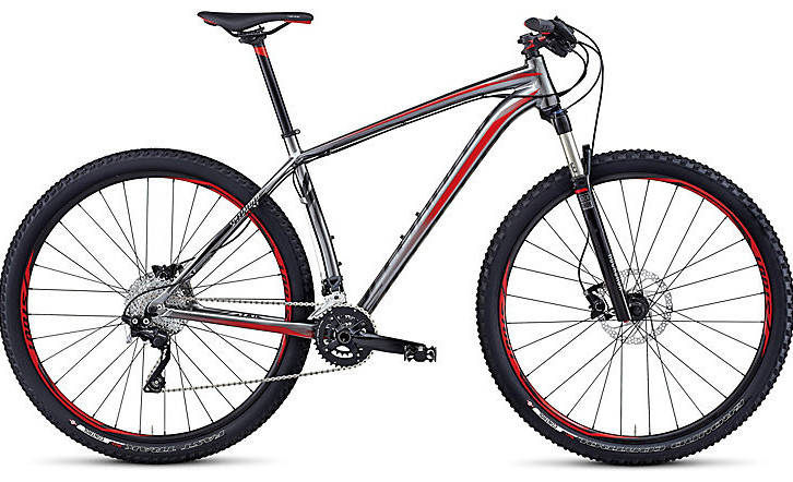 2014 Specialized Crave Expert 29 Bike - Silver