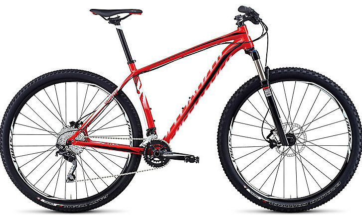 Bike - 2014 Specialized Crave 29  - Red