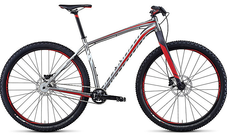 2014 Specialized Crave SL 29 Bike - Silver