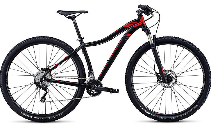 2014 Specialized Jett Expert 29 Bike - black