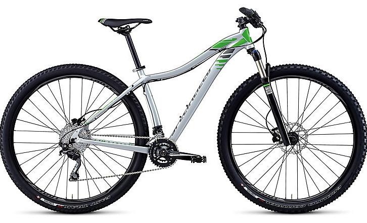 Bike - 2014 Specialized Jett Comp 29  - silver