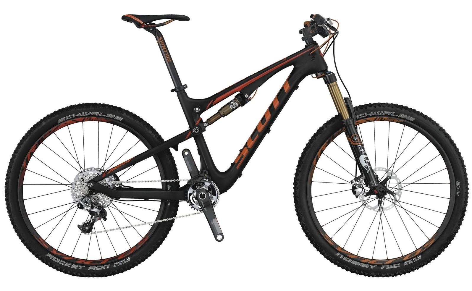 SCOTT Genius 700 Tuned Bike