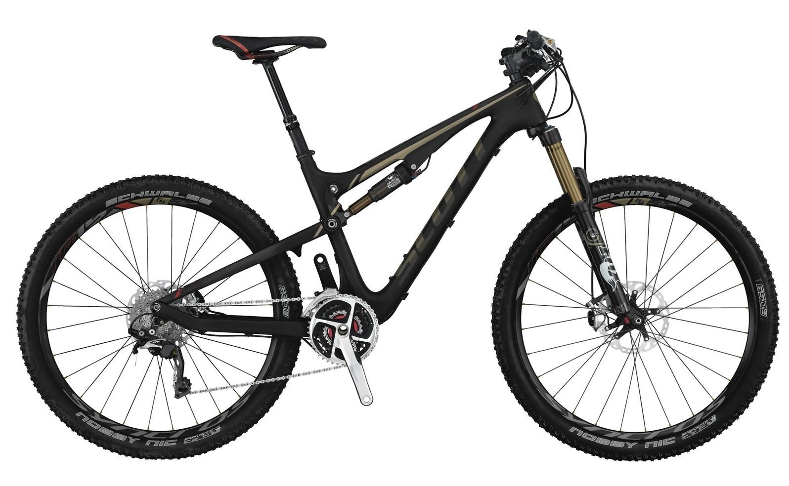 SCOTT Genius 700 Premium Bike