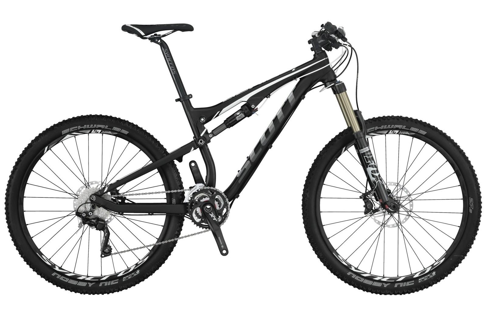 SCOTT Genius 730 Bike