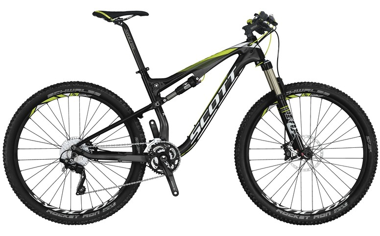 SCOTT Spark 720 Bike