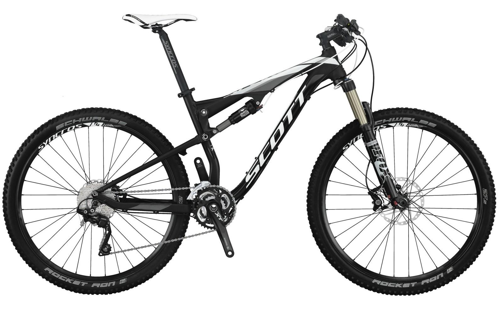 SCOTT Spark 740 Bike