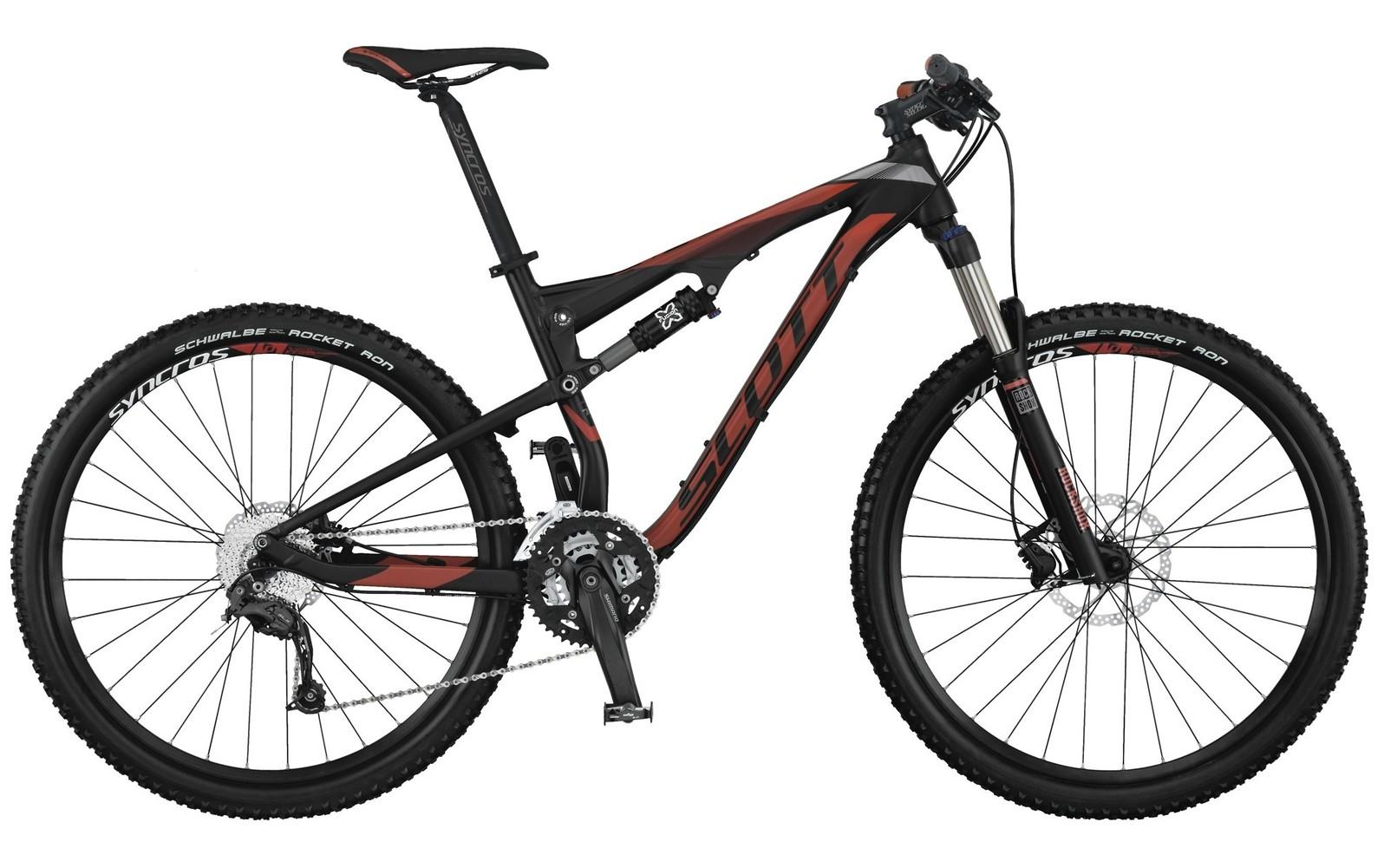 SCOTT Spark 760 Bike