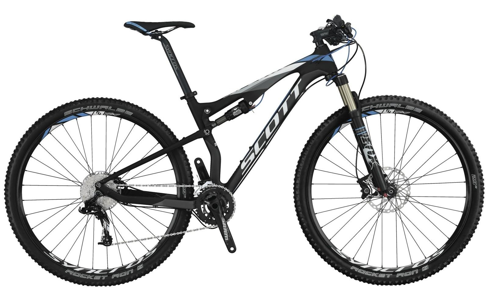 2014 Scott Spark 930 Bike Reviews Comparisons Specs