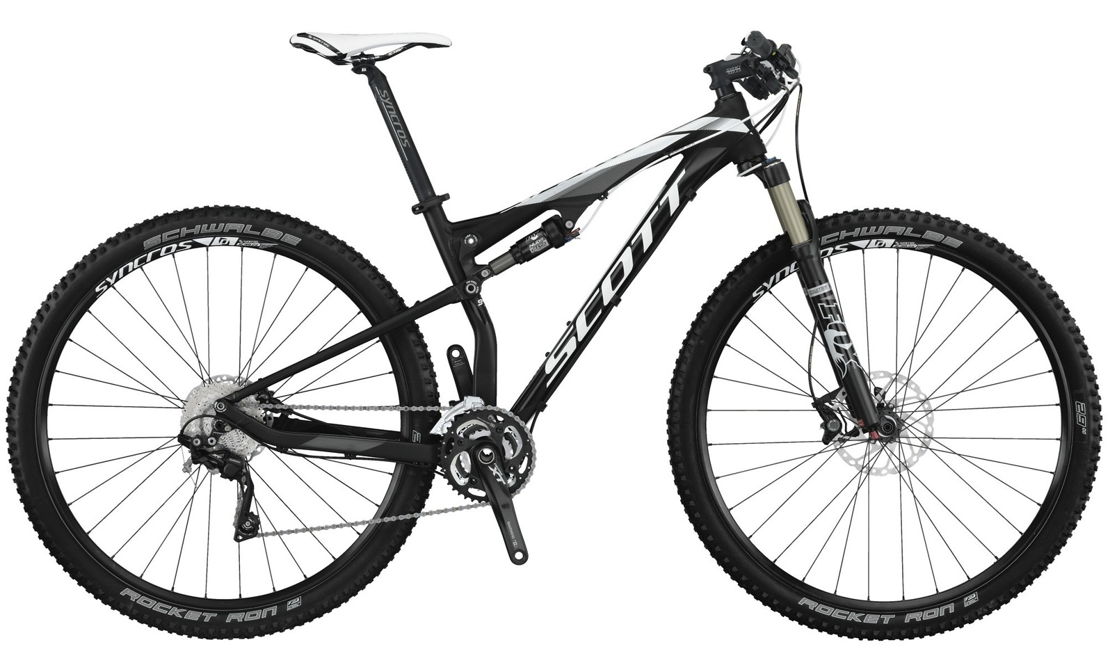 2014 Scott Spark 940 Bike Reviews Comparisons Specs