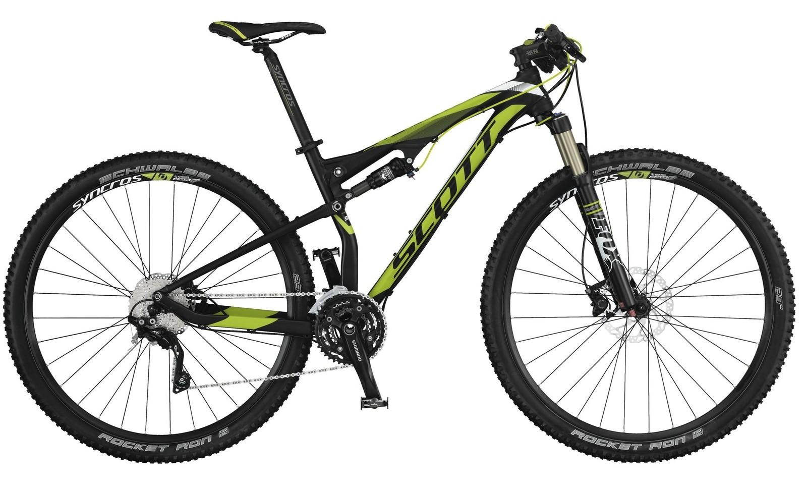 2014 Scott Spark 950 Bike