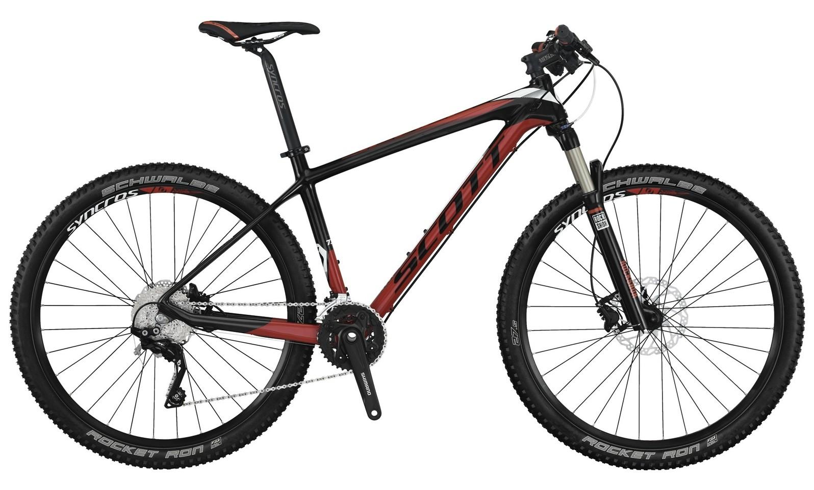 SCOTT Scale 735 Bike