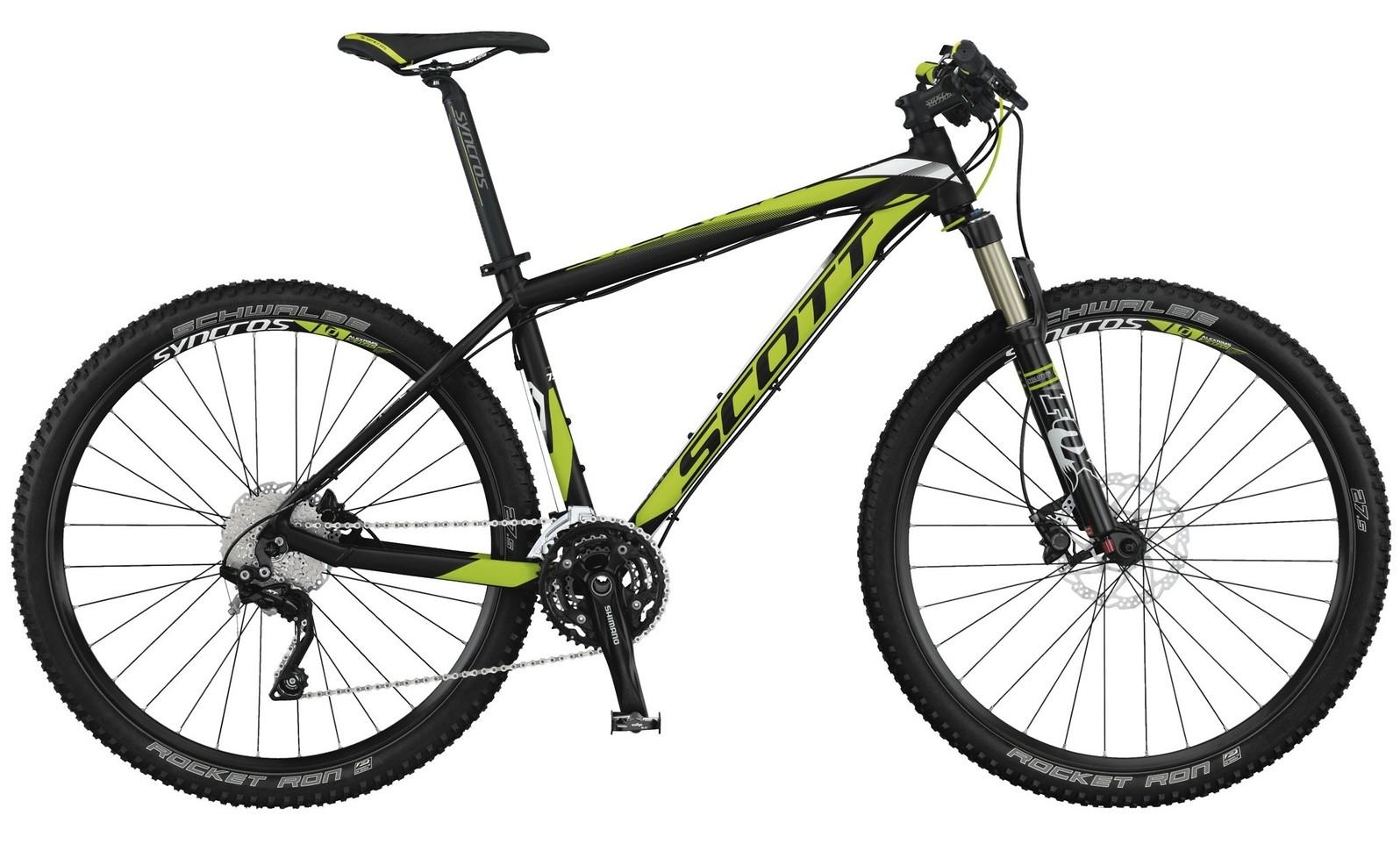 SCOTT Scale 750 Bike
