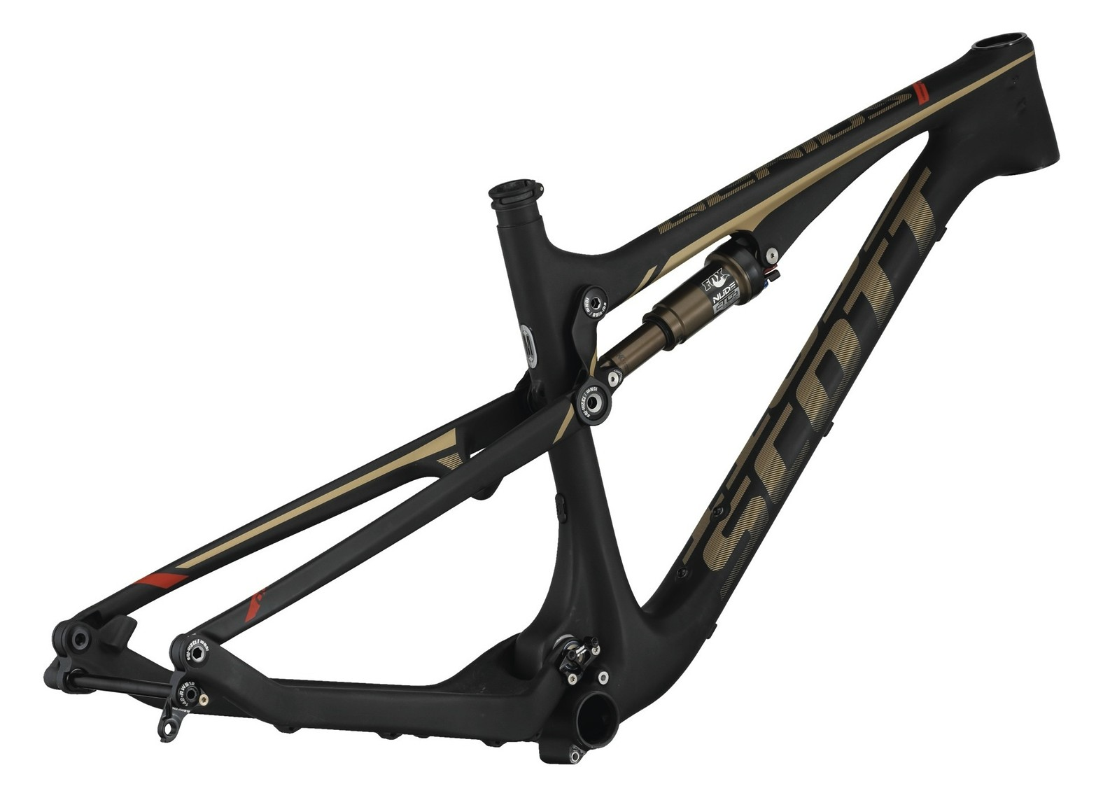Frame set Genius 700 PREM (HMX) (BB92)