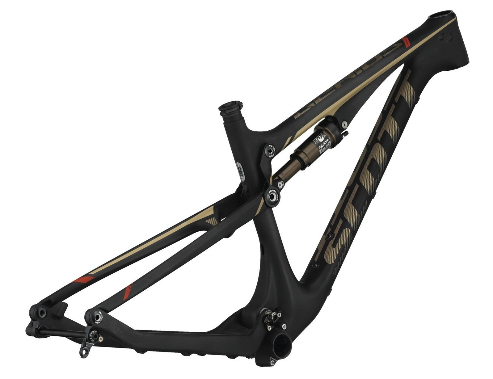Frame set Genius 900 PREM (HMX) (BB92)