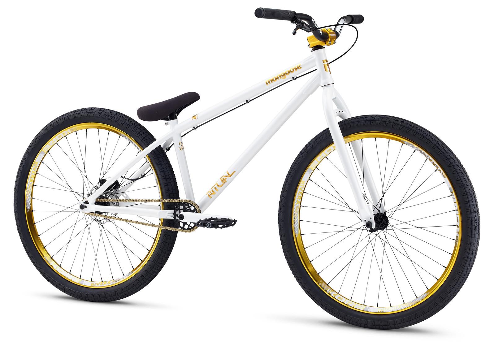 Bike - 2014 Mongoose Ritual Street