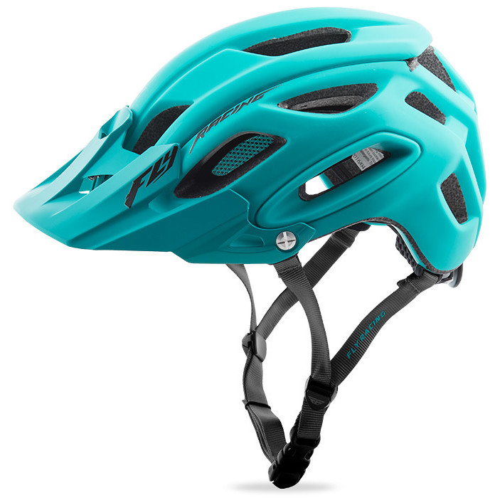 Fly Racing Freestone MTB Helmet Medium//Large Matte//Hi-Viz