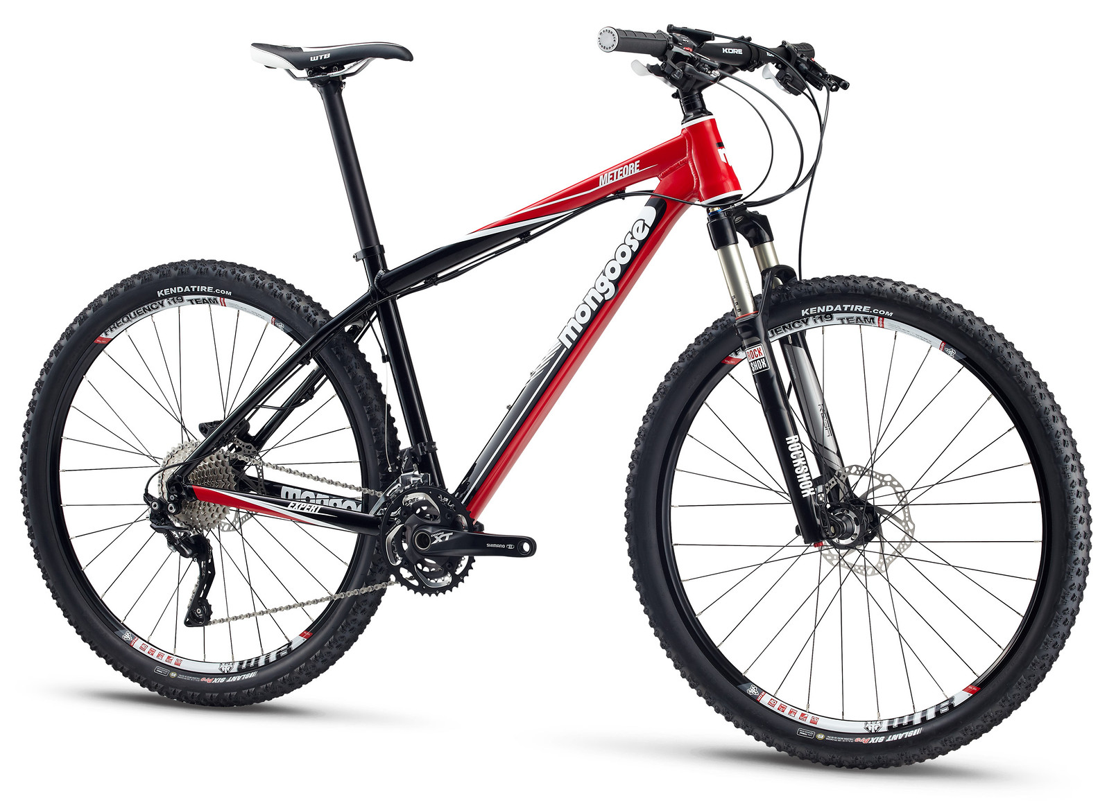 2014 Mongoose Meteore Expert Bike