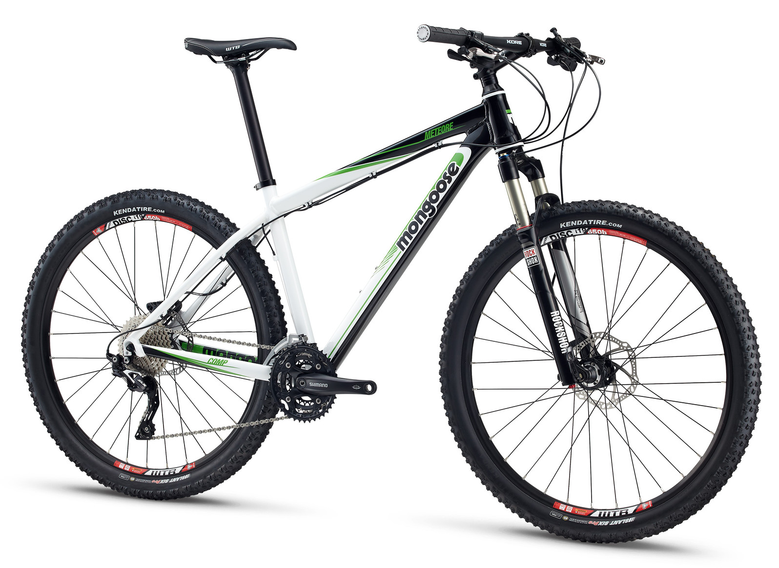 2014 Mongoose Meteore Comp Bike