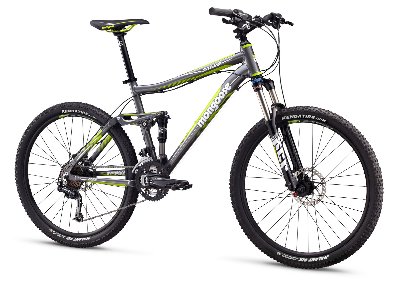 2014 Mongoose Salvo Comp Bike