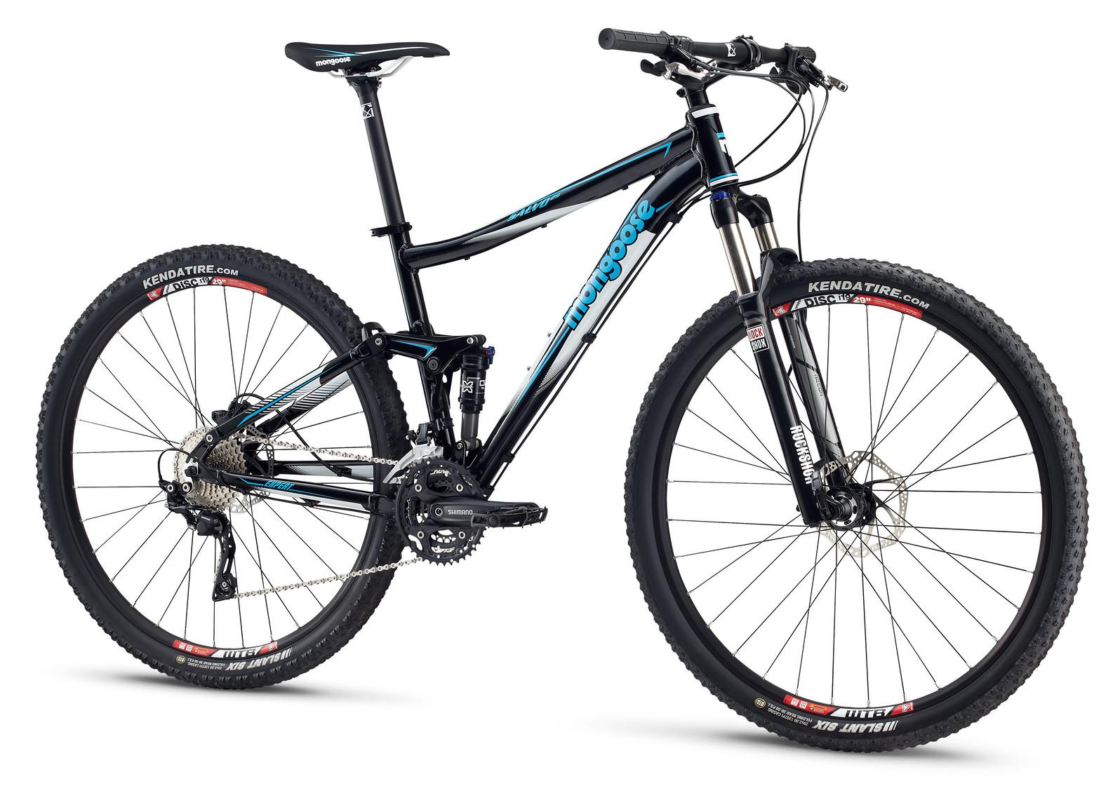 2014 Mongoose Salvo Expert 29 Bike