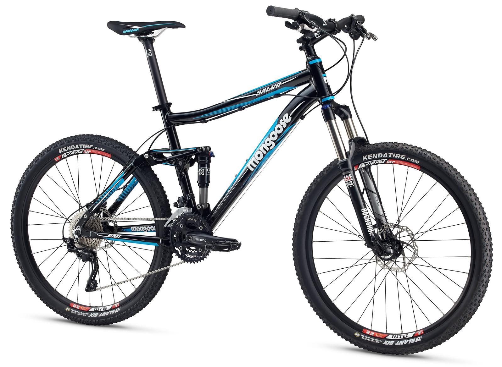 2014 Mongoose Salvo Expert Bike