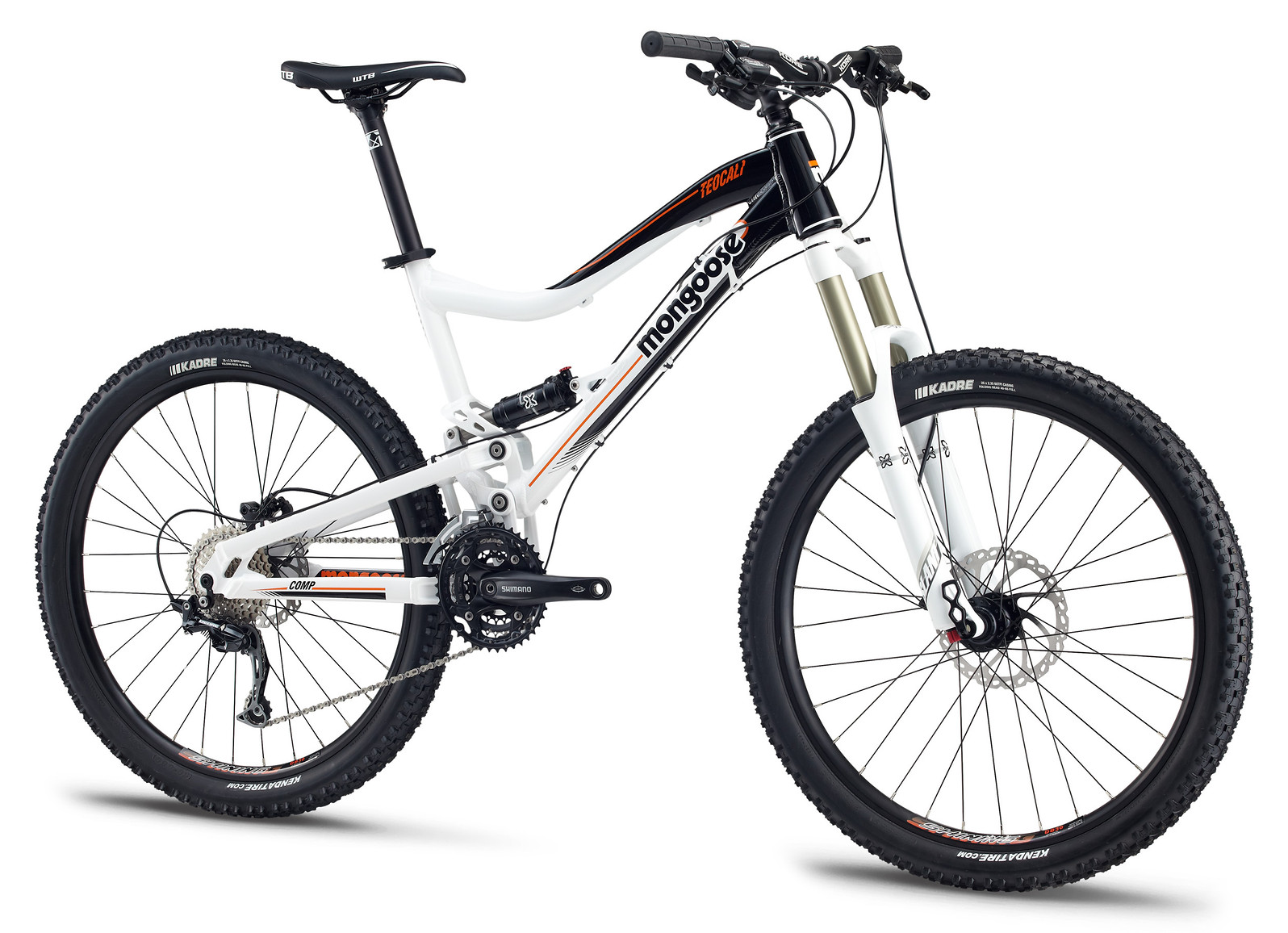 2014 Mongoose Teocali Comp Bike