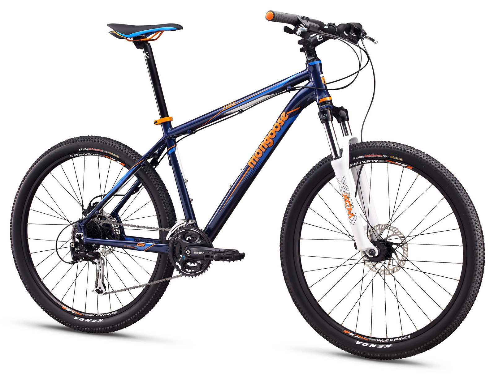 2014 Mongoose Tyax Comp Bike