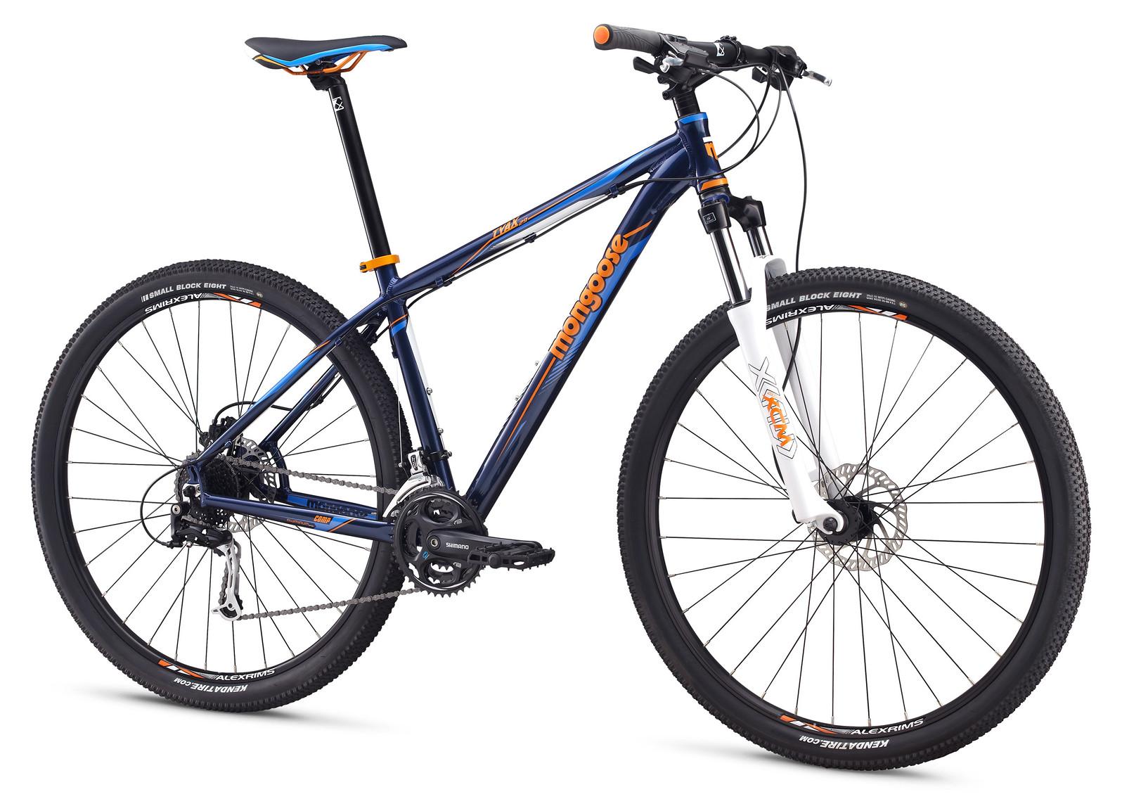 2014 Mongoose Tyax Comp 29 Bike