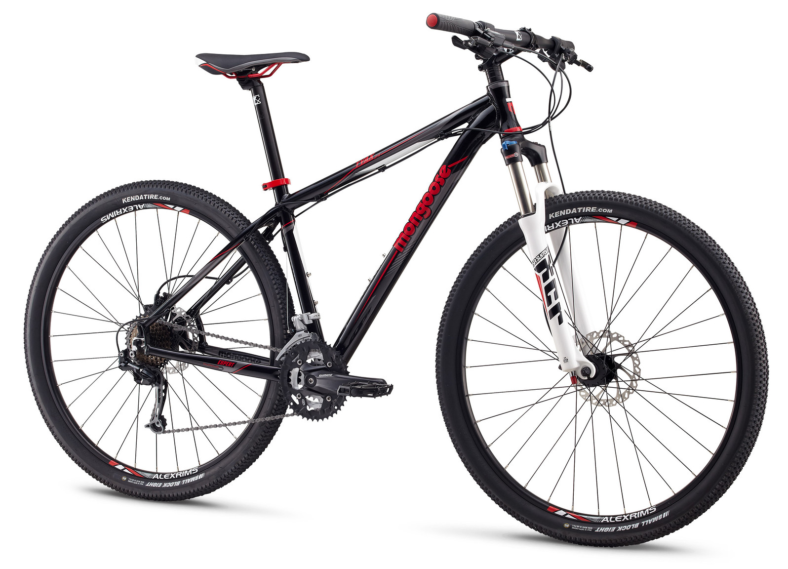 2014 Mongoose Tyax Expert 29 Bike