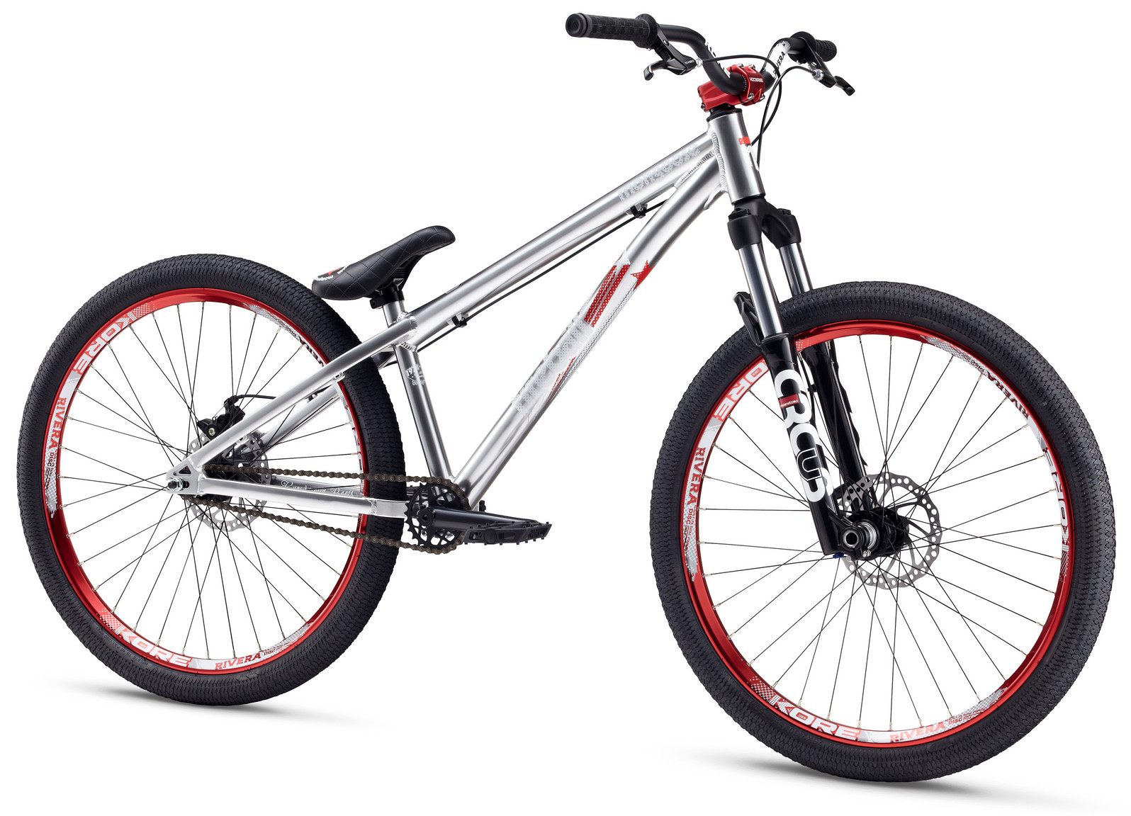 2014 Mongoose Fireball 26 SS Bike