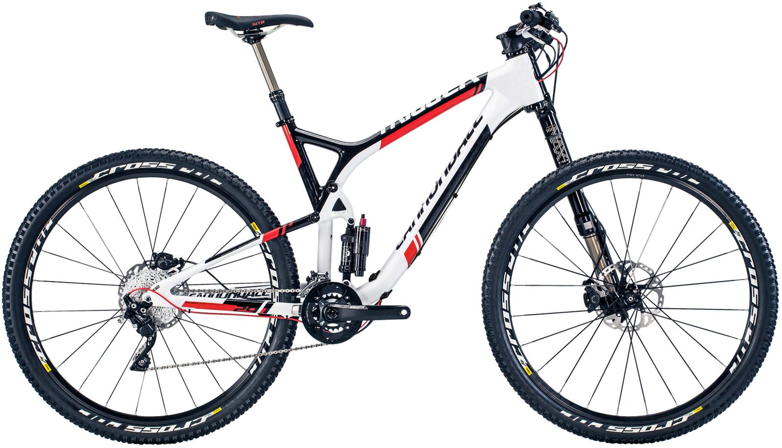 bike - 2014 Cannondale Trigger 29 Carbon 2