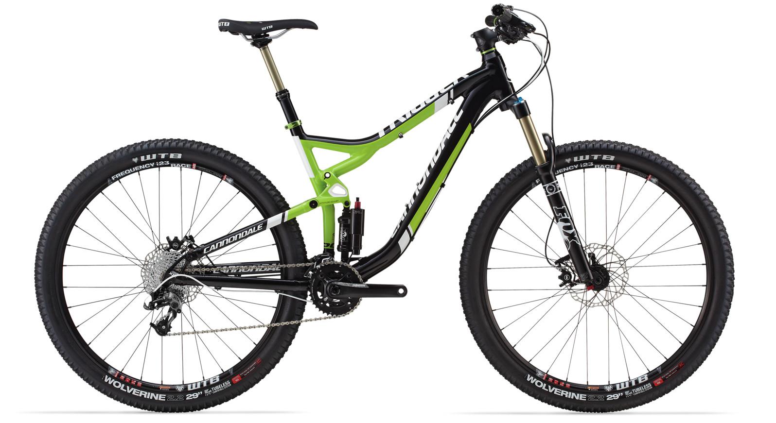 bike - 2014 Cannondale Trigger 29 3