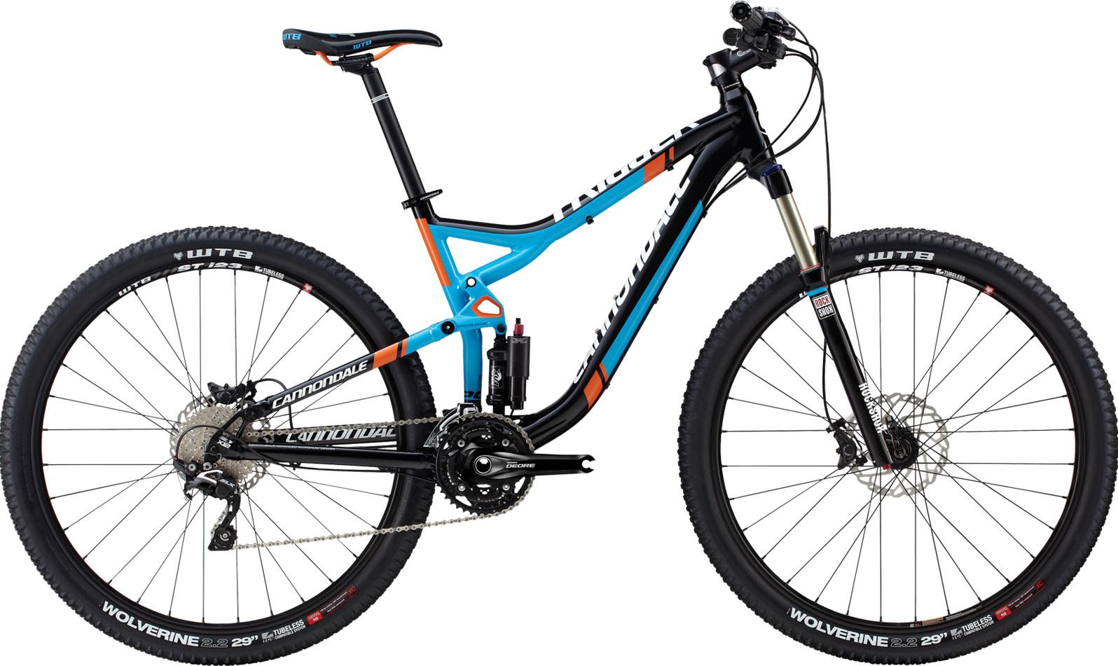 bike - 2014 Cannondale Trigger 29 4