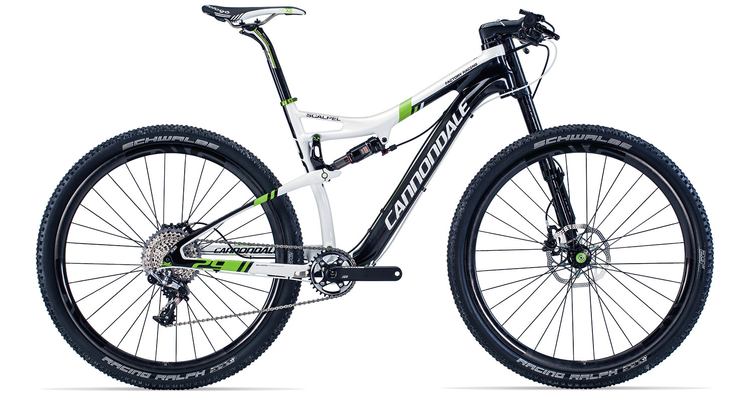 2014 Cannondale Scalpel 29 Carbon Team Bike
