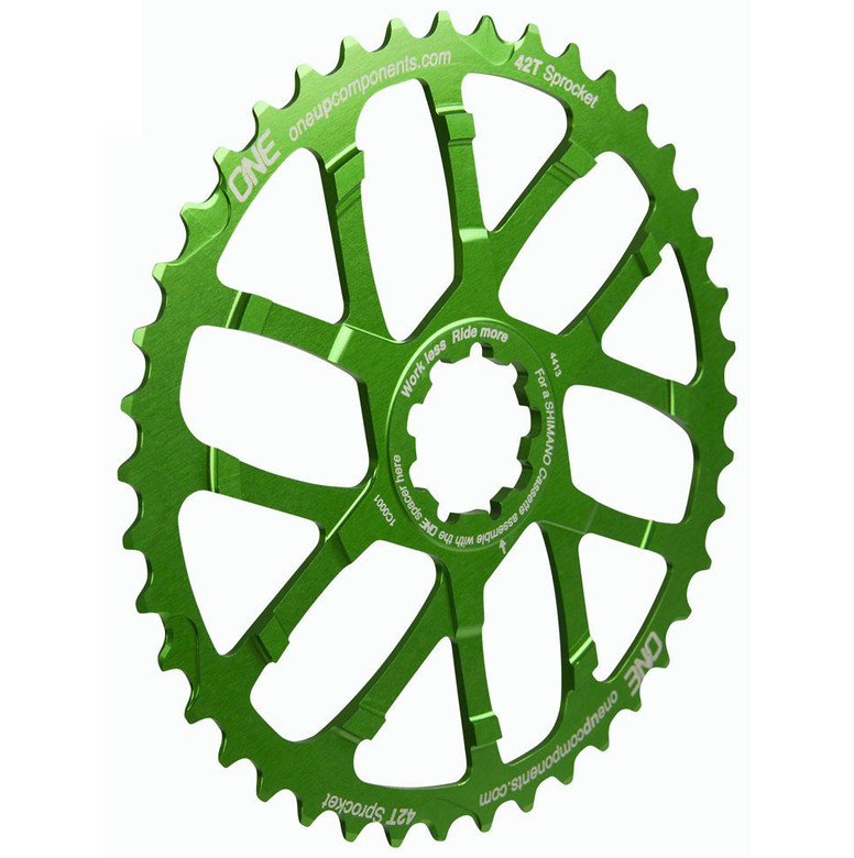 OneUp Components 42T Sprocket Cassette Add-On