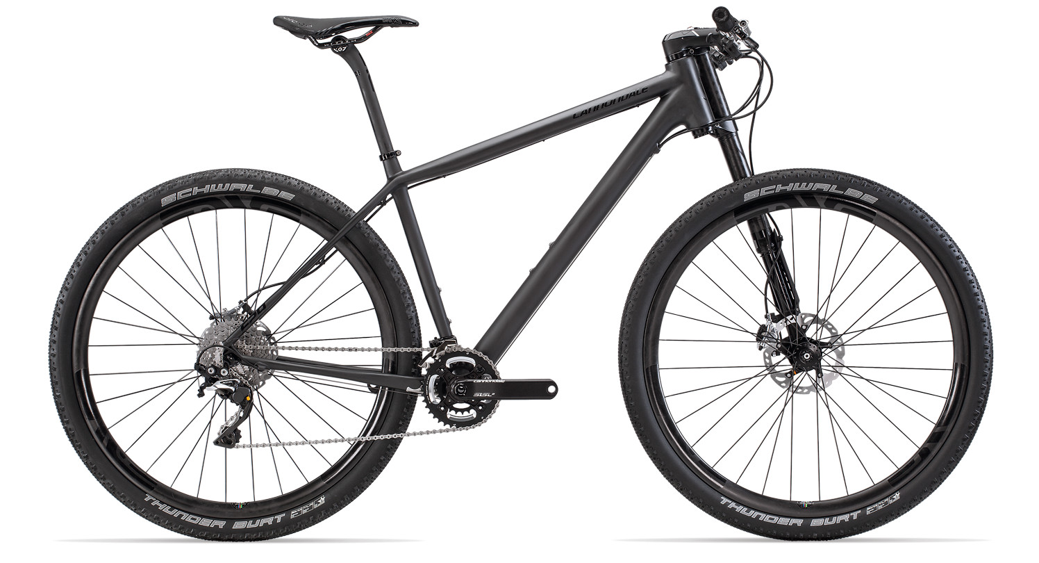 2014 Cannondale F29 Carbon Black Inc Bike Reviews