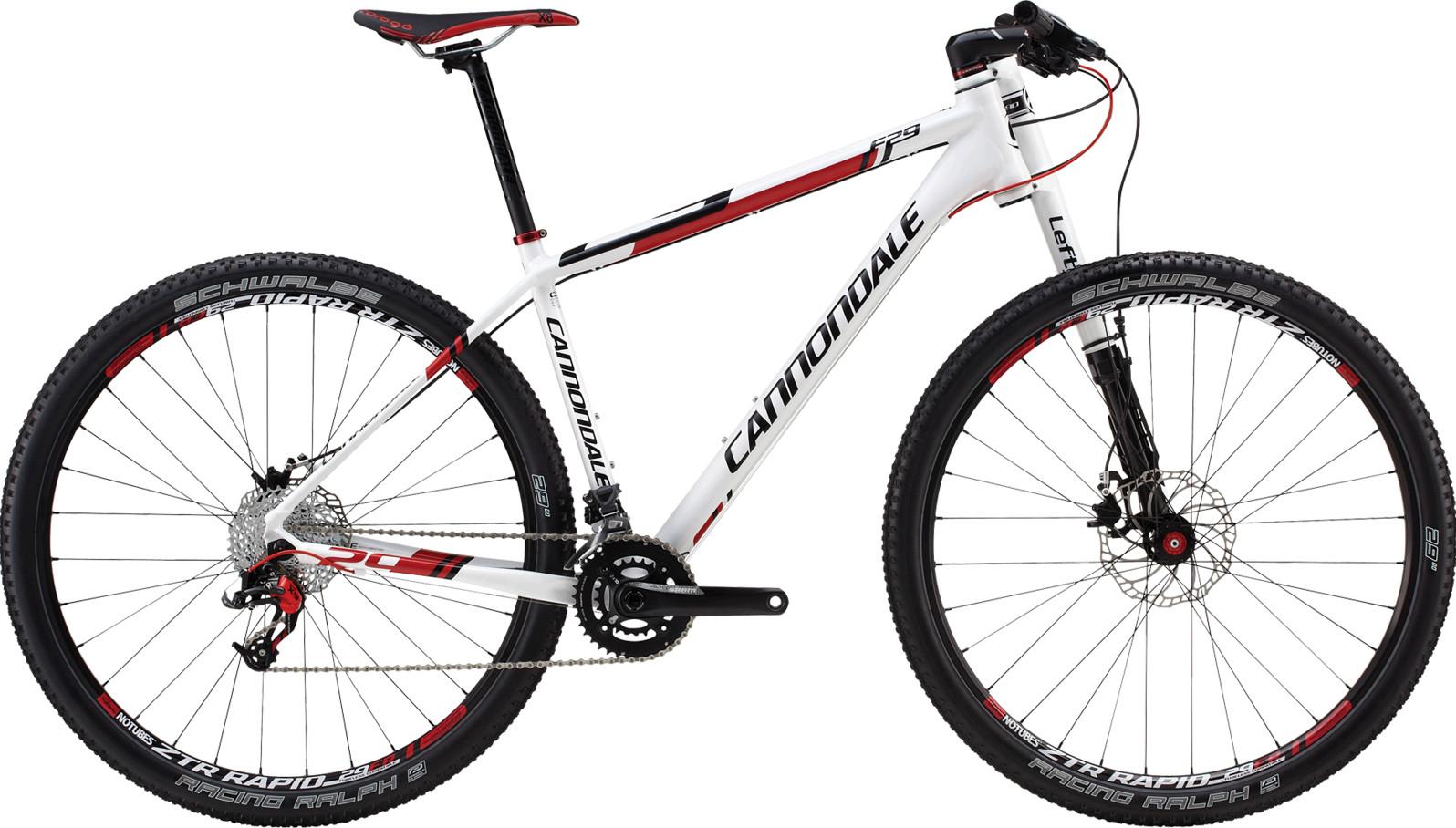 bike - 2014 Cannondale F29 4