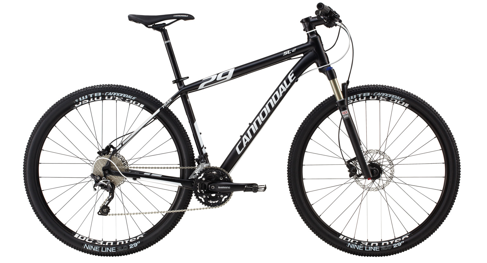 bike - 2014 Cannondale Trail SL 29 2