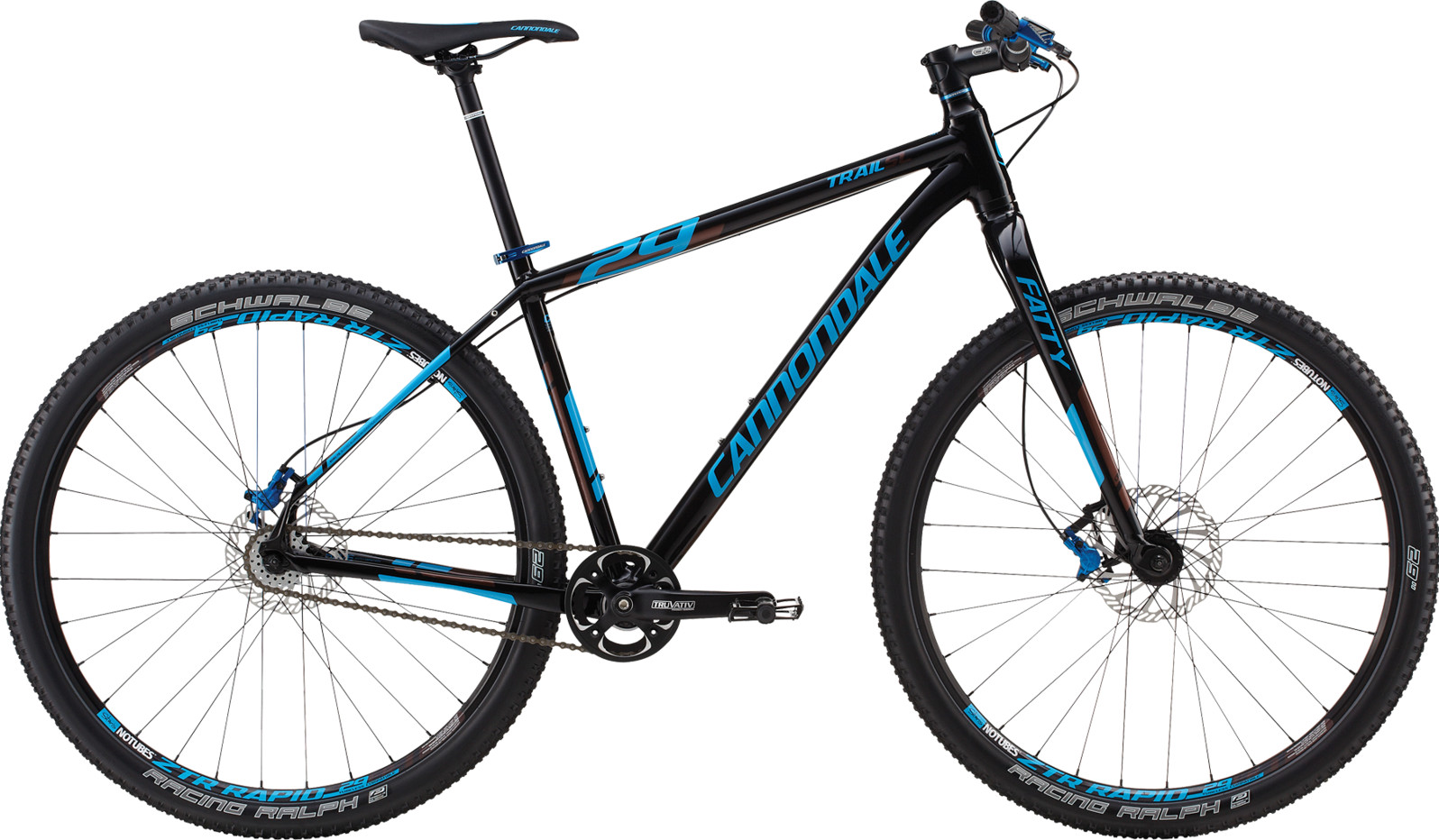 bike - 2014 Cannondale Trail SL 29 SS
