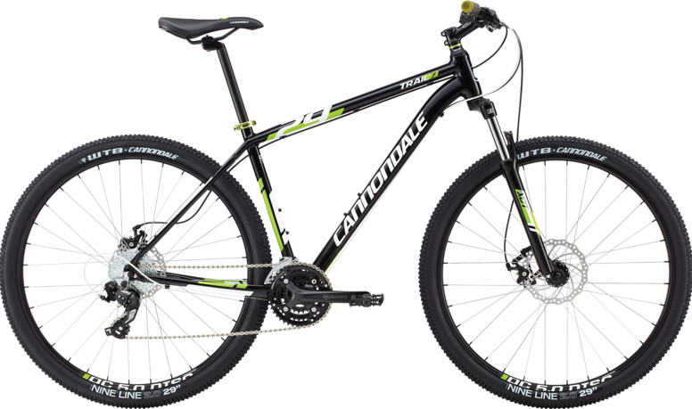 bike - 2014 Cannondale Trail 29 7 - black